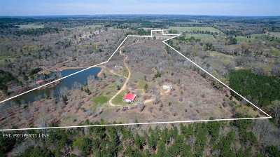 Gilmer Single Family Home For Sale: 336 Private Road 4126