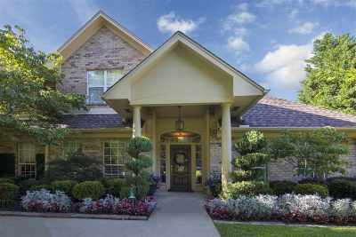 Longview Single Family Home For Sale: 1 Joseph Circle