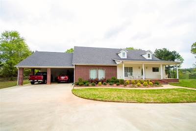 Gladewater Single Family Home For Sale: 590 Oakwood Dr.