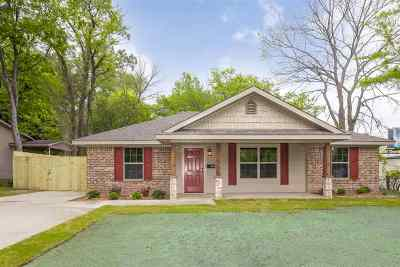 Gladewater TX Single Family Home For Sale: $144,000