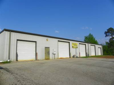 Hallsville Commercial For Sale: 1290 N Fm 450