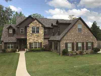 White Oak Single Family Home For Sale: 111 Glen Rose Trail