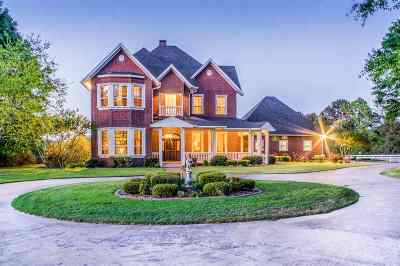 Gilmer Single Family Home For Sale: 538 Lantana Rd