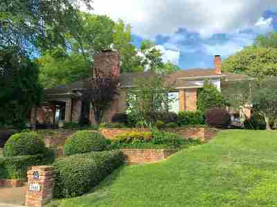 Single Family Home For Sale: 1401 Secluded Lane