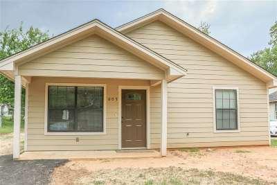Longview TX Single Family Home For Sale: $92,000