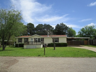 Longview TX Manufactured Home For Sale: $44,500