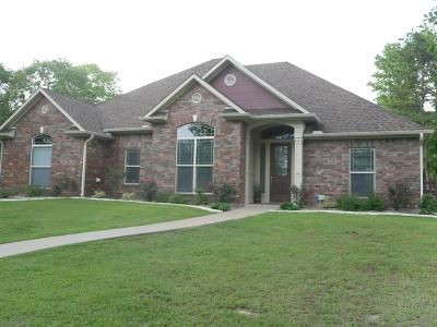 Gilmer Single Family Home For Sale: 136 Teal Ln