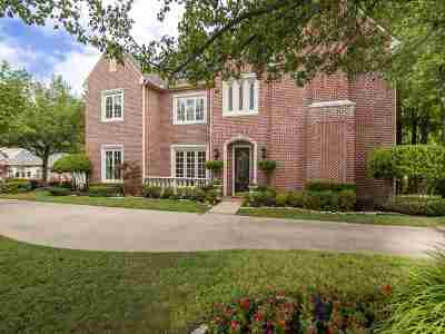 Longview Single Family Home For Sale: 5 Spring Creek Place