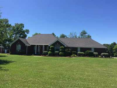 Gilmer Single Family Home For Sale: 10100 Fm 1650