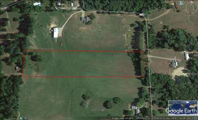 Gladewater TX Residential Lots & Land Sold: $58,000