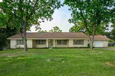 Gladewater TX Single Family Home For Sale: $177,900