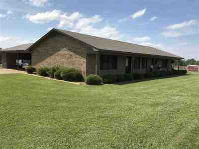 Gilmer Single Family Home For Sale: 2596 Bob O Link Rd