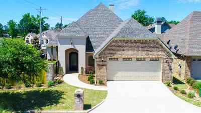 Single Family Home For Sale: 1100 Chateau Ct