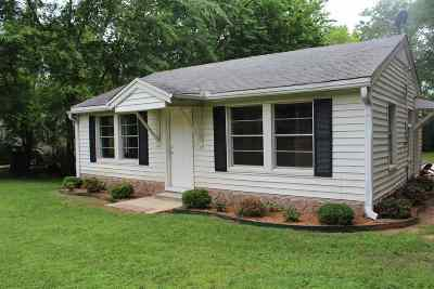 Gladewater TX Single Family Home Active, Option Period: $64,500