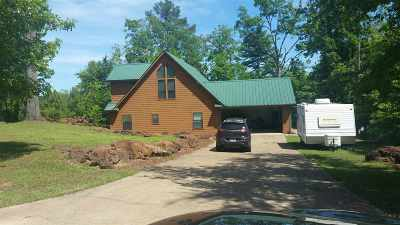 Gladewater Single Family Home For Sale: 1301 S Lake Drive