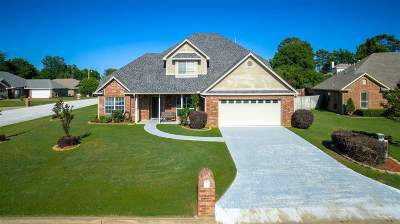 Longview Single Family Home For Sale: 3408 Gladstone Way