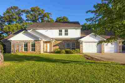 Single Family Home For Sale: 2111 E George Richey Rd