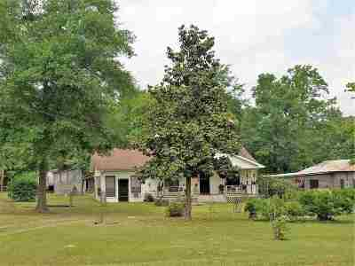 Single Family Home For Sale: 703 Hamby Rd