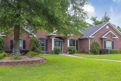 Single Family Home For Sale: 3808 Clarkway Pl