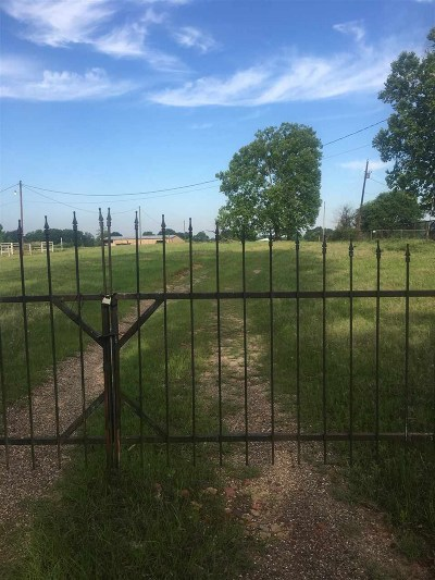 Longview Residential Lots & Land For Sale: Tbd Vanderslice Rd