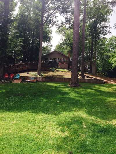 Gladewater Single Family Home For Sale: 2326 W Lake