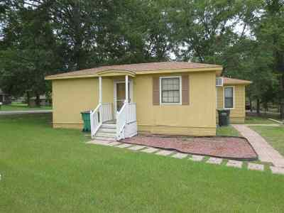Kilgore TX Multi Family Home For Sale: $59,000