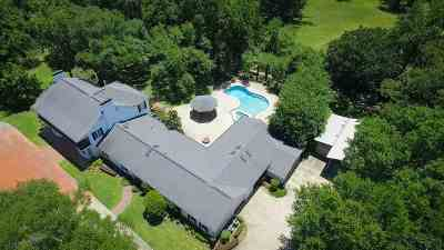 Carthage Single Family Home For Sale: 1101 Cottage Road