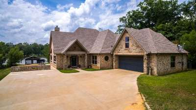 Gladewater Single Family Home For Sale: 5037 E Lake