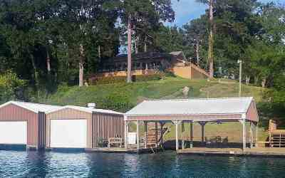 Gladewater TX Single Family Home For Sale: $559,000