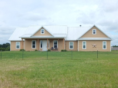 Gilmer Single Family Home Active, Option Period: 2436 Finch Rd.