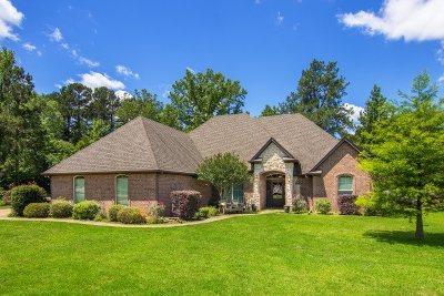 Hallsville Single Family Home For Sale: 124 Rutland Dr