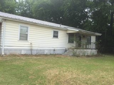 Gladewater TX Single Family Home For Sale: $115,500