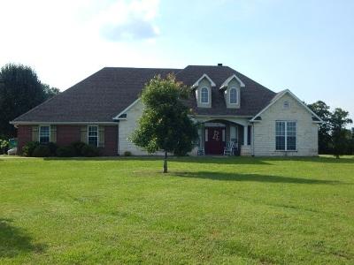 Gilmer Single Family Home Active, Option Period: 3505 Golden Eagle