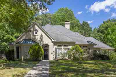 Longview Single Family Home For Sale: 227 Hunters Circle