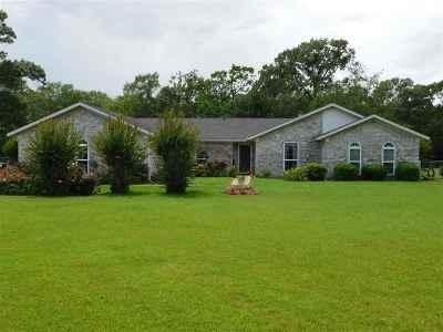 Ore City Single Family Home For Sale: 11795 Wild Onion