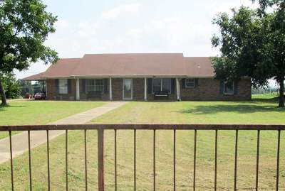 Gilmer Single Family Home For Sale: 6894 Fm 1650