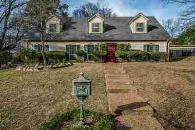 Single Family Home For Sale: 1001 Sovereign