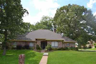 Single Family Home For Sale: 1401 Wisteria Ln