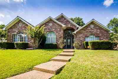 Single Family Home For Sale: 3213 Crenshaw