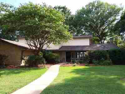 Longview TX Single Family Home For Sale: $254,500