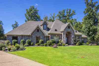 Longview Single Family Home For Sale: 150 Timber Falls