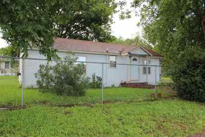Gladewater TX Single Family Home For Sale: $49,900