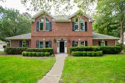 Longview Single Family Home Active, Cont Upon Loan Ap: 209 Hunters Circle