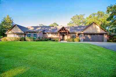 Gladewater Single Family Home For Sale: 2124 W Lake Drive