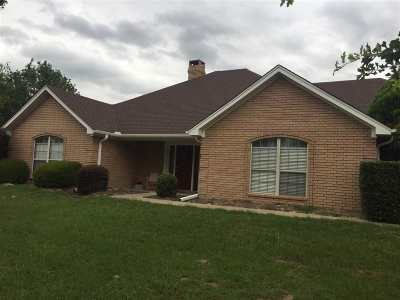 Gilmer Single Family Home For Sale: 189 Red Hawk Rd.
