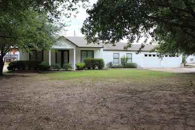 Gladewater TX Single Family Home For Sale: $123,900