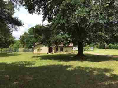 Kilgore Single Family Home For Sale: 4554 S Fm 2087