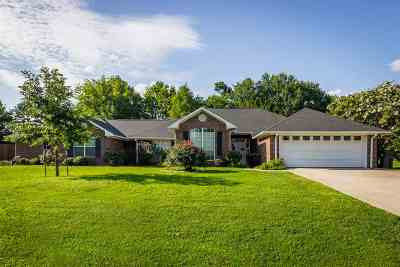 Gladewater TX Single Family Home Active, Option Period: $275,000
