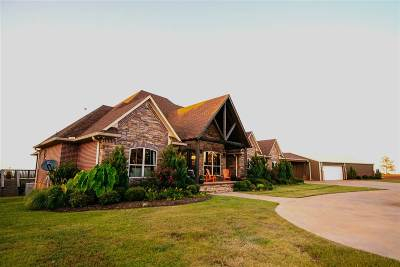 Gladewater TX Single Family Home For Sale: $1,388,500
