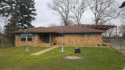 Gladewater TX Single Family Home For Sale: $188,300